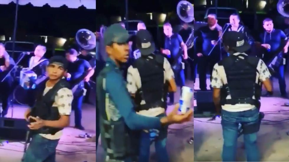 """Pisteando, celebrando y cantando, Así son las narcofiestas de sicarios junto a la banda en territorio de """"El Mayo"""" Zambada y """"Los Chapitos"""""""
