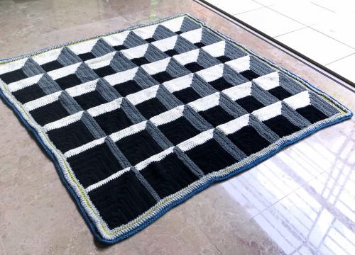 Cubine Blanket - Free Pattern