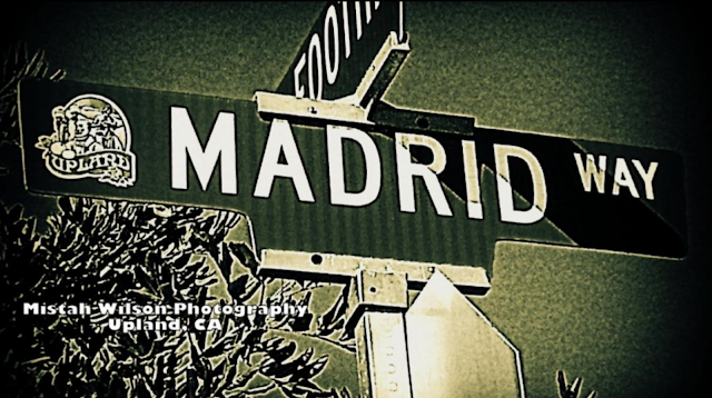 Madrid Way, Upland, California by Mistah Wilson