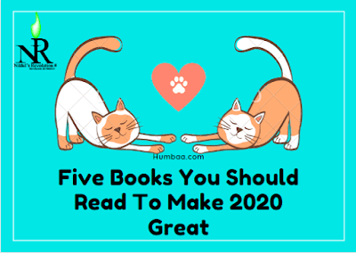 Five Books You Should Read To Make 2020 Great