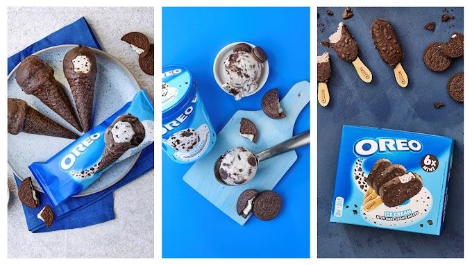 Νέα τριπλή Oreo απόλαυση στο παγωτό