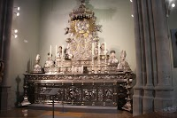 The Silver Altar Dressings of the Huesca Cathedral