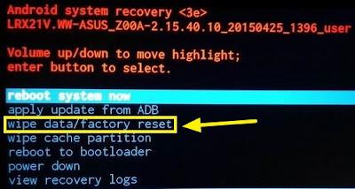 شرح كيفية اعادة ضبط المصنع في حالة نسيان الباسوورد لهاتف جالاكسي j2 بطريقتين مختلفتين