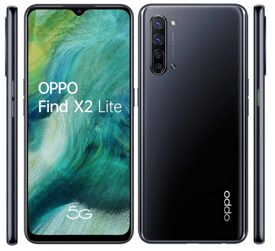 Oppo Find X2 Lite with FHD+ Amoled Display, 5G, 48MP Quad Cameras Surfaces