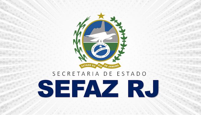 Concurso Sefaz RJ: Decreto promove abertura de 50 vagas! Saiba mais
