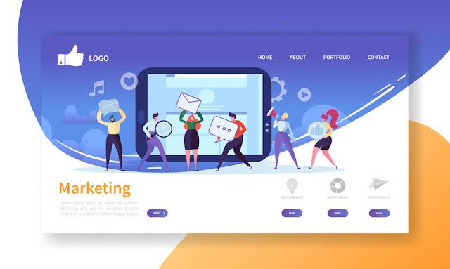 Jasa Pembuatan Landing Page Untuk Semua Kebutuhan Bisnis