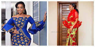 Look of the day: Benedicta Gafah stuns in Ankara African Print Outfit