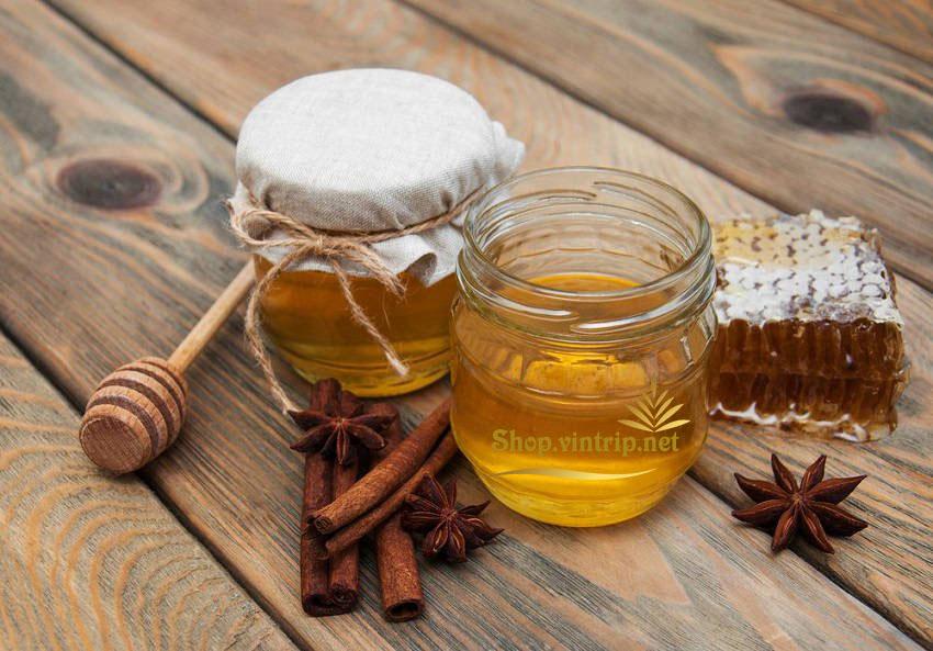 Giảm cân bằng quế và mật ong tốt cho sức khỏe