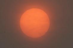 Kita akan melihat langit orange lagi berkat Ophelia