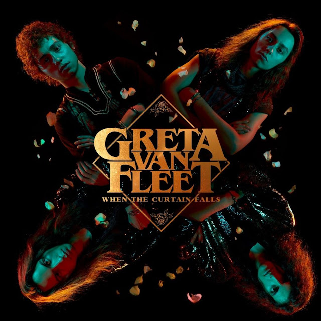 Music Television music video by Greta Van Fleet for their song titled When The Curtain Falls, directed by Ben Kutsko