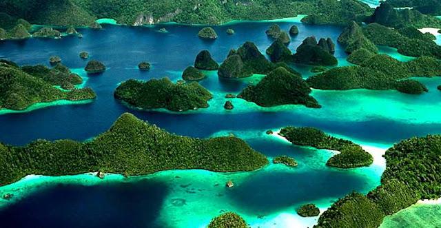 20 Tempat Wisata Indonesia dari Berbagai Pulau
