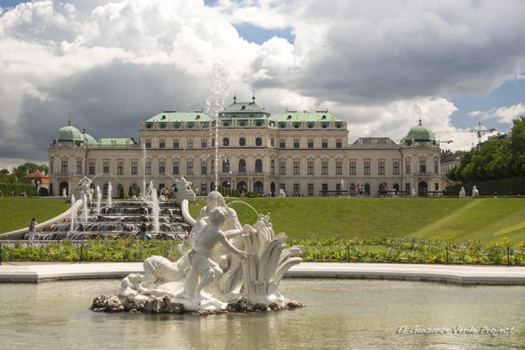 Belvedere Superior - Viena por El Guisante Verde Project