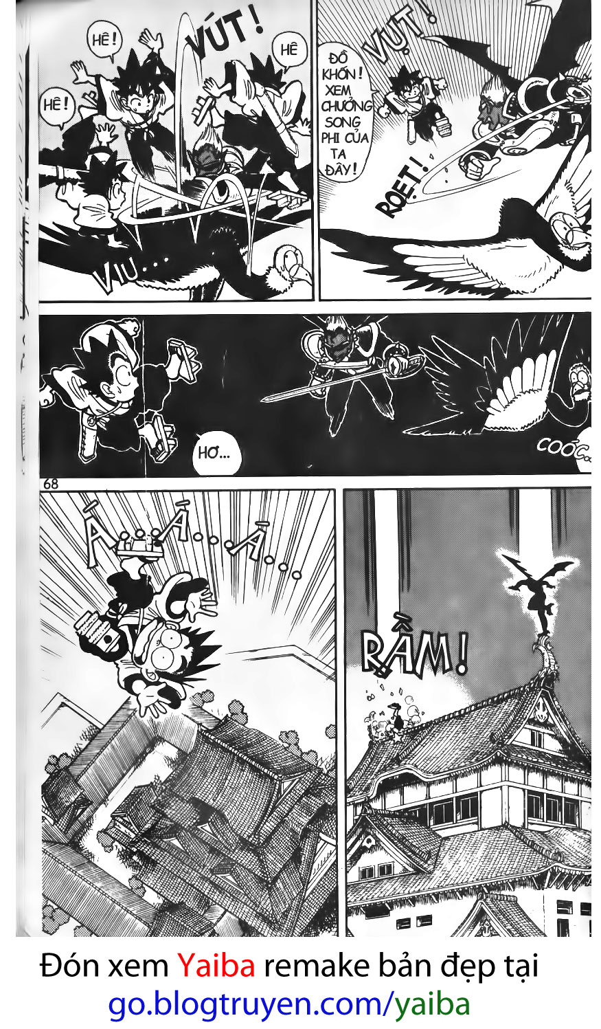 Yaiba chap 33 trang 11