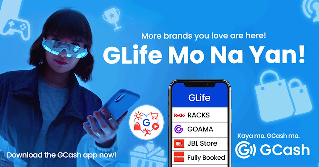 Shop Your Favorite Brands Straight From Your GCash through GLife
