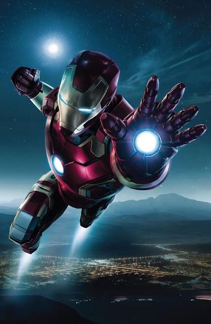 Iron Man Wallpaper for phone