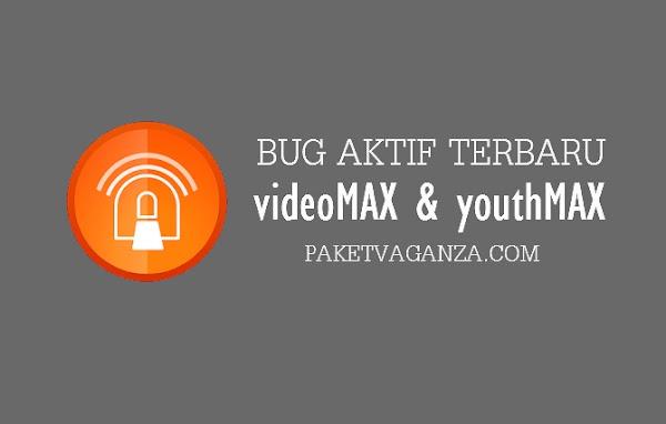 Daftar Bug Telkomsel Videomax, Youthmax, Maxstream [ Update 2019 ]