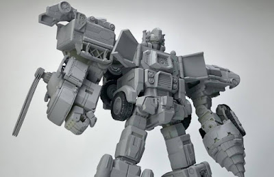 Fans Hobby MB-18 Energon Optimus Prime Prototype Images Released