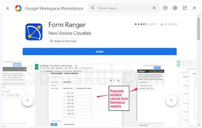 add-on Form Ranger