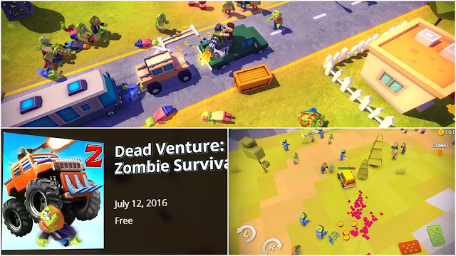 #10 Gadi Wala Game: Dead Venture-  Zombie Survival