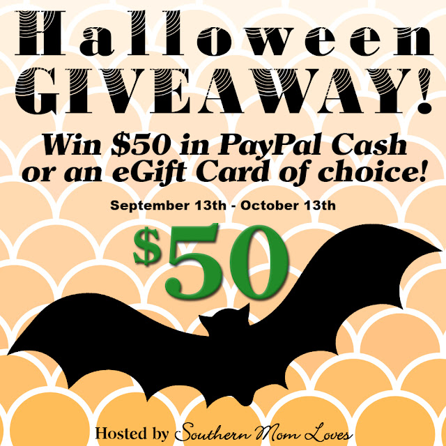 Halloween $50 Paypal Giveaway (ends 10/13)