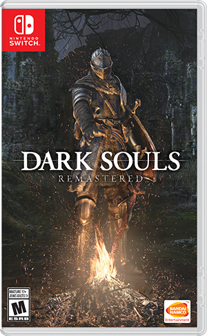 Dark Souls Remastered de Switch se retrasa