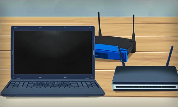 كيفية ربط راوترين علي خط انترنت واحد لتحسين جودة الوايرلس Wi-Fi  Aid1352917-728px-Connect-Two-Routers-Step-3
