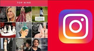 Cara Membuat Best Nine Instagram 2019 Dengan Mudah