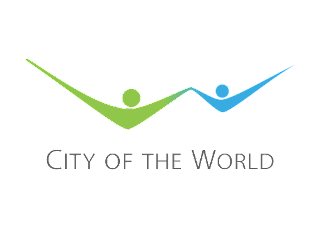 City of the World Logo Vector