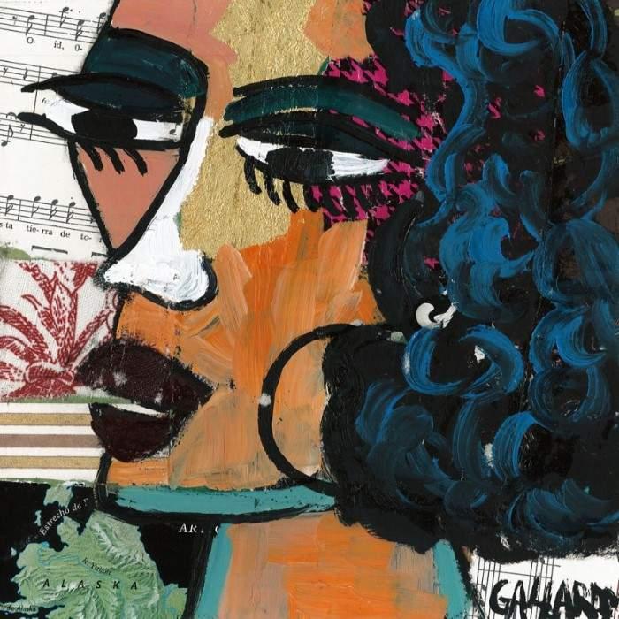 Красочный и живой мир. Mercedes Garcia Gallardo