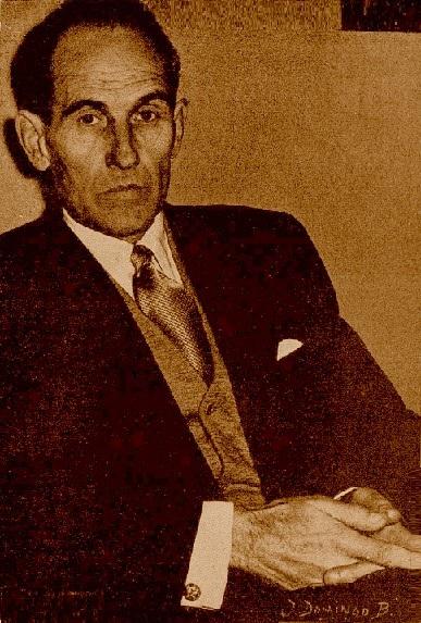 El ajedrecista Josep Maria Lladó Bausili