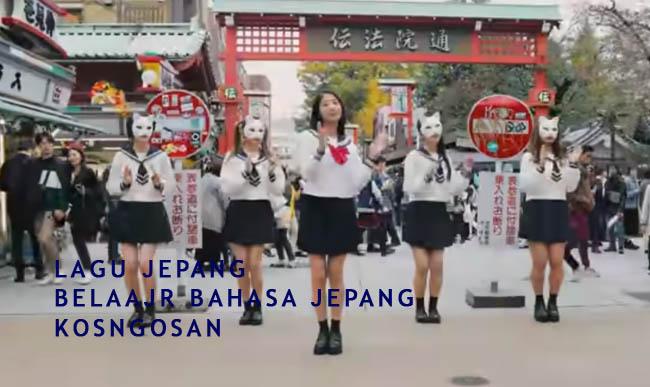 lagu jepang