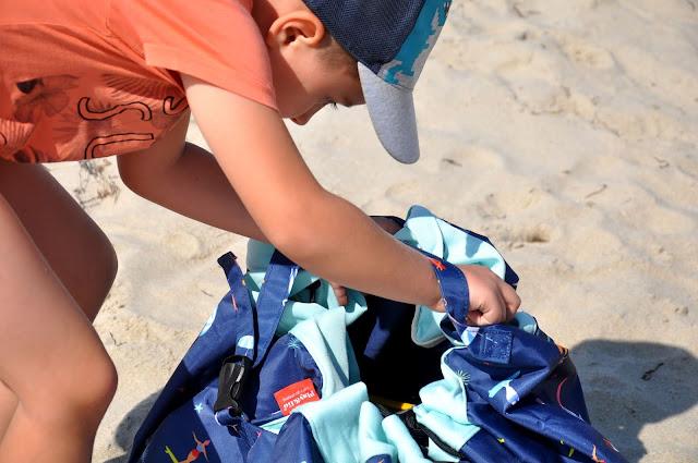 Worek na plażę