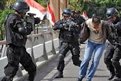 Tiga Terduga Teroris Jamaah Islamiyah Diringkus Desus 88
