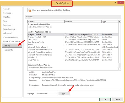 Cara Membuat Terbilang di Excel Menggunakan Add Ins