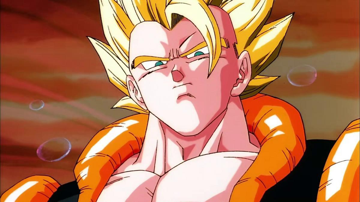 Dragon Ball - Naohiro Shintani pays homage to the 90s art of the movie Fusion with a beastly Gogeta