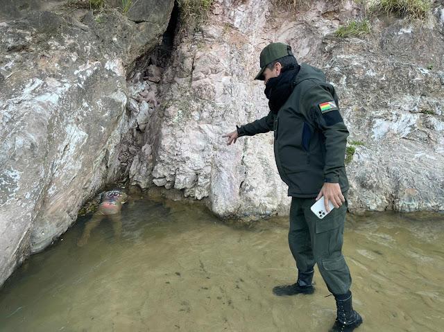 Mairana - Santa Cruz: Aparece la niña Darlin Chávez asesinada, luego de casi una semana de intensa búsqueda(ver fotos)