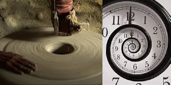 बखत कि चक्की - कुमाऊँनी कविता, kumaoni poem about time also teaches, kumaoni bhasha ki kavita