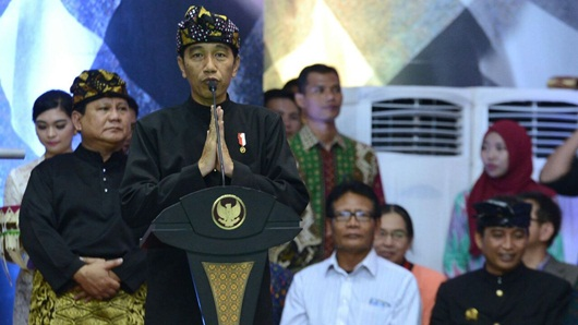 Jokowi Bangga Pencak Silat Jadi Warisan Dunia