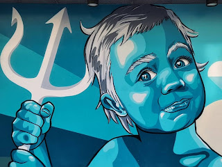 Bondi Street Art by Sid Tapia