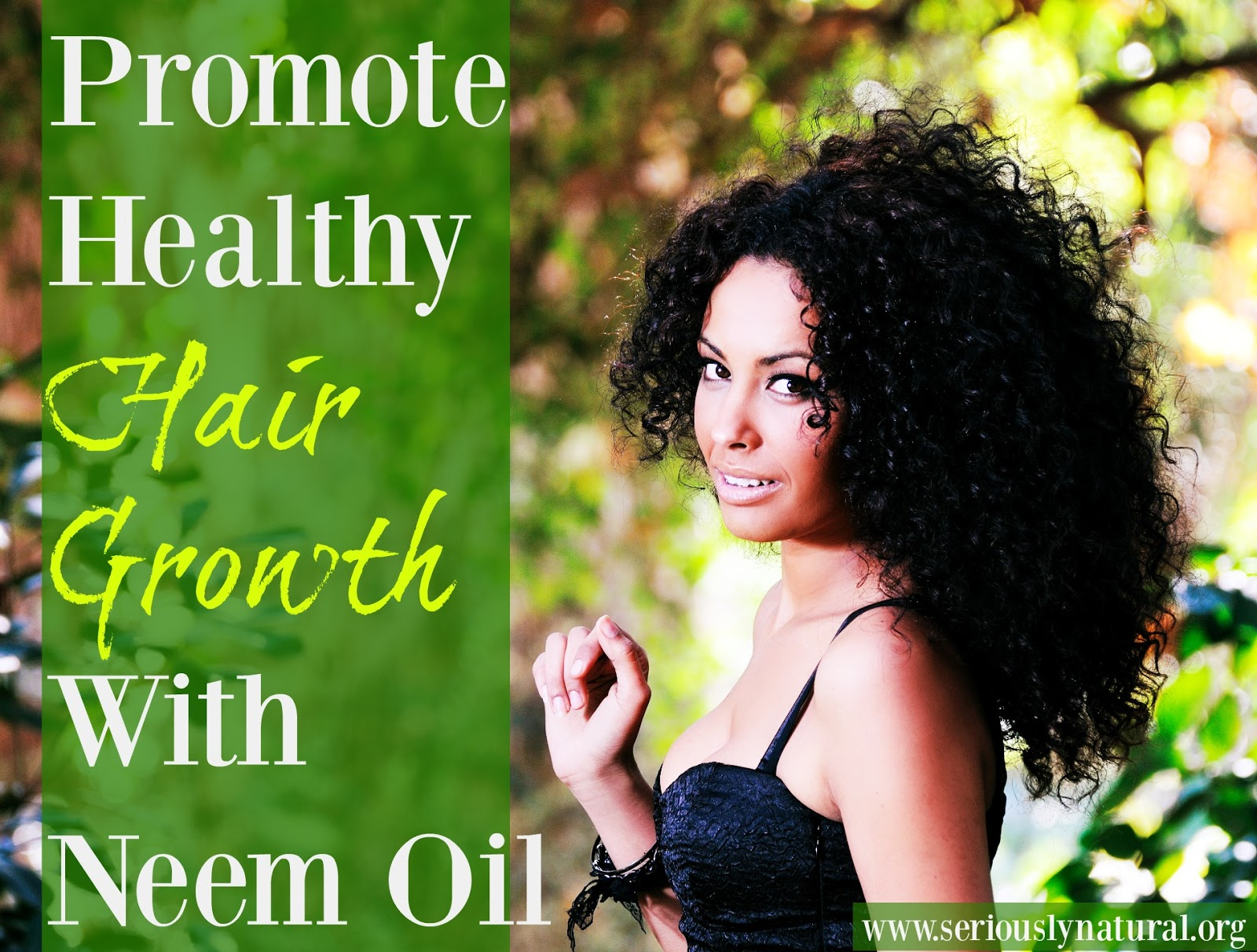 Neem oil for your hair is nothing new but few know what this natural oil can do. Check out our top tips for healthy hair by using this oil.