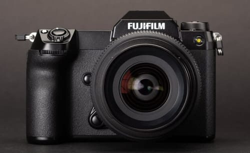 Fuji announces new GFX 50S II camera