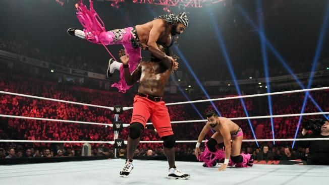 The momentum is too much for R-Truth