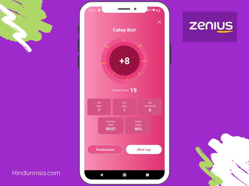 Fitur ZenCore bisa bantu kamu untuk push rank