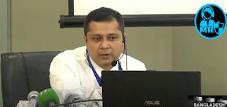 Dr Asif Mahmud Biography Covid 19 vaccine Bangladeshi company Globe Biotech