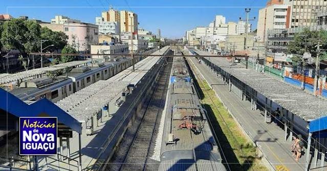 Supervia anuncia redução do número de viagens de trens a partir de quinta-feira