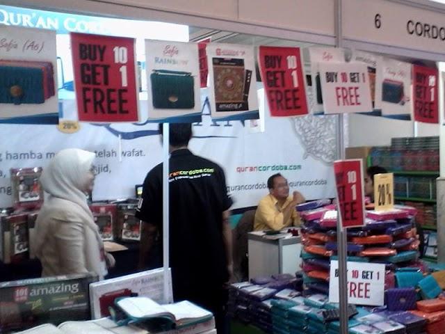 Tips Berkunjung ke Pameran Buku Bandung di Gedung Landmark Braga