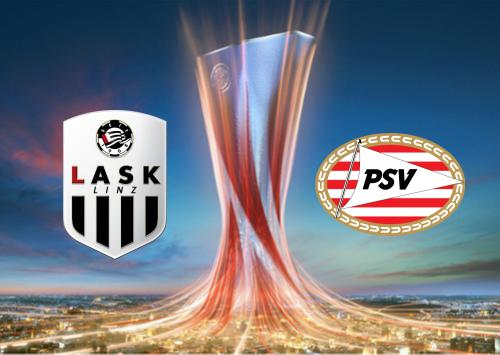 LASK vs PSV -Highlights 7 November 2019