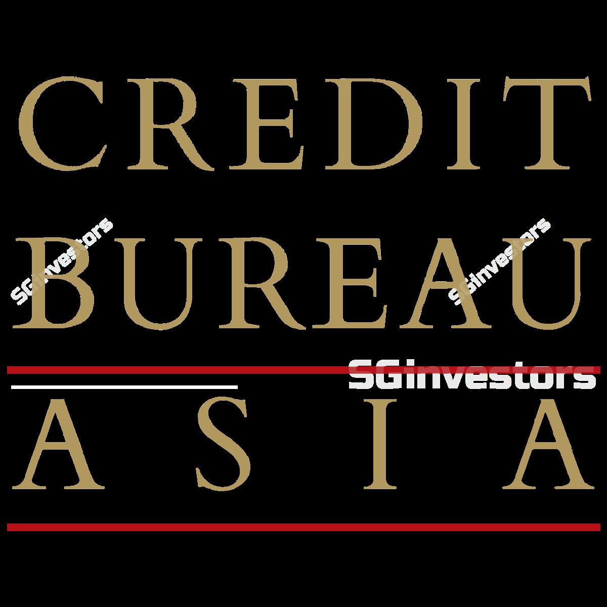 CREDIT BUREAU ASIA LIMITED (SGX:TCU) | SGinvestors.io