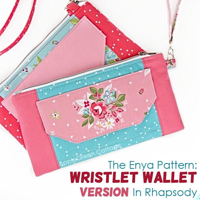 wristlet wallet pattern