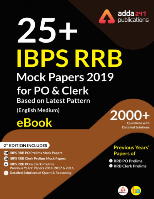 IBPS-RRB-Mock-Papers-2019-Based-on-Latest-Pattern-For-PO-&-Clerk-Exam-PDF-Book